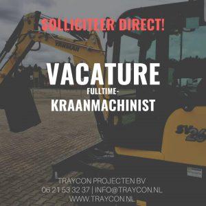Kraanmachinist 24-06-2019