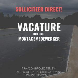 Montagemedewerker 20-06-2019